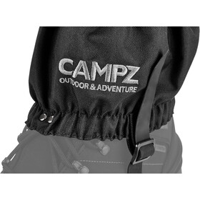 CAMPZ Gamaschen black